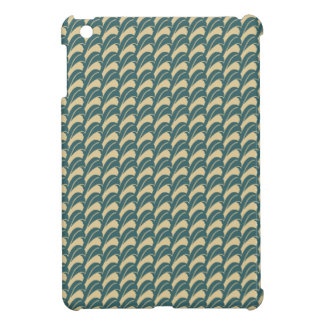scandinavian style pattern iPad mini case