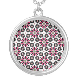 Scandinavian-style pattern Necklace