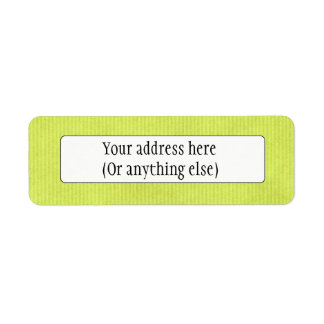 Scanned Detailed Kraft Paper Texture Lime Green Labels