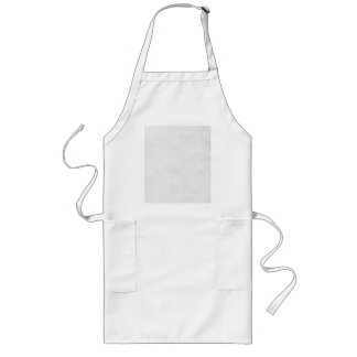 Scanned Detailed Kraft Paper Texture White Aprons