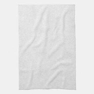 Scanned Detailed Kraft Paper Texture White Kitchen Towel