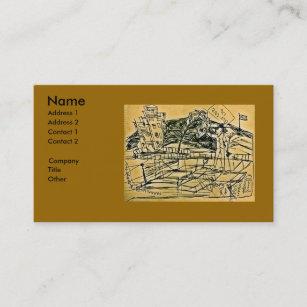 Passport business cards templates zazzle scanned passport business card colourmoves