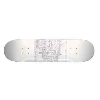 ScannedImage002 Skate Board Decks
