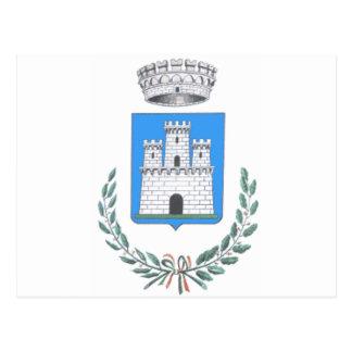 Scanno, Italia (región de Abruzos) Postal