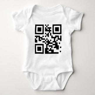 ScanToKnowMe! Baby Bodysuit