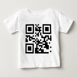 ScanToKnowMe! Baby T-Shirt