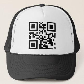ScanToKnowMe! Trucker Hat
