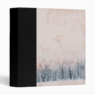 """scape nevado del invierno de los árboles carpeta 1"""""""