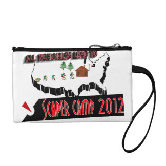 Scaper Camp Coin Coin Purse