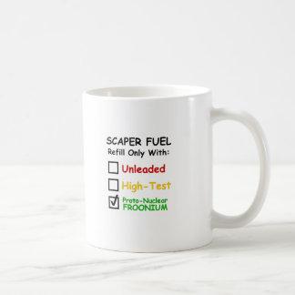 Scaper Fuel Mug