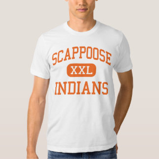 Scappoose - Indians - High - Scappoose Oregon T-shirt