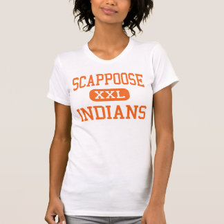 Scappoose - Indians - High - Scappoose Oregon T Shirt