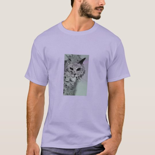 Scappy cat  T shirt