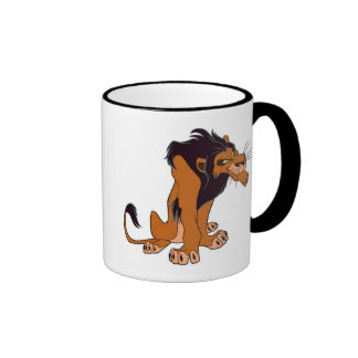 Scar Disney Ringer Mug