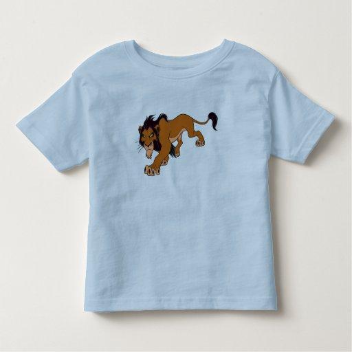 Scar Prowling Disney Toddler T-shirt