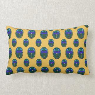 """""""Scarab Beetle"""" Pillow"""