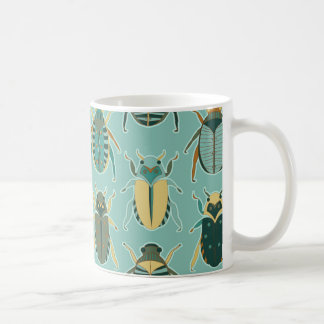 Scarab Beetles Coffee Mug