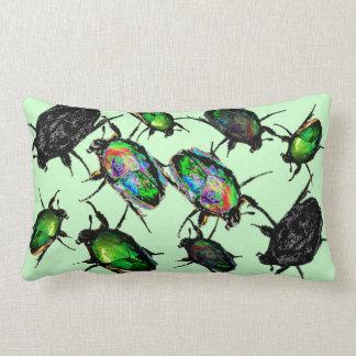 Scarab Beetles Pillows