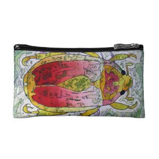 Scarab Cosmetic Bag