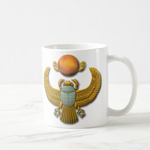 Scarab-gold Mugs