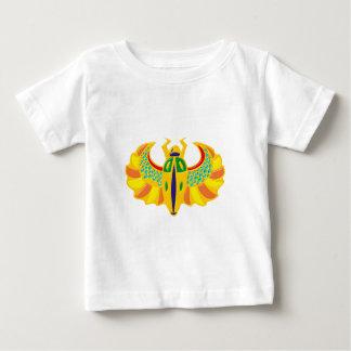 Scarab gold scarab baby T-Shirt