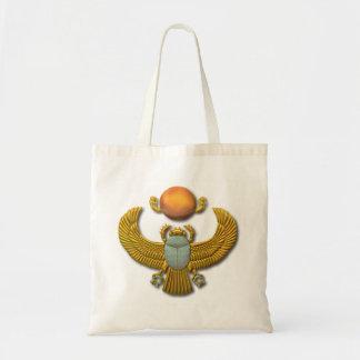 Scarab-gold Tote Bag