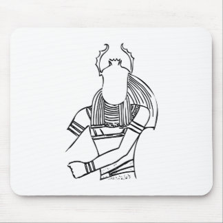Scarab Pharaoh 1 Mouse Pad