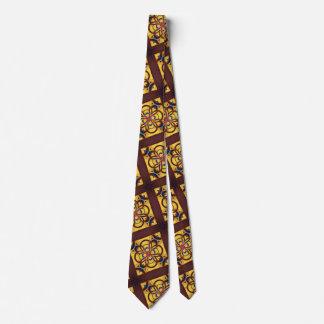 Scarab Repellent Tie