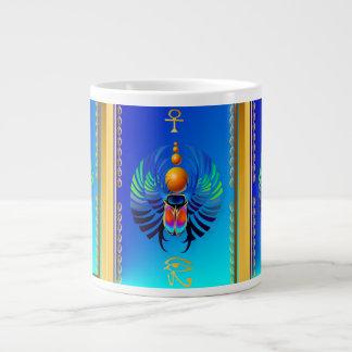 Scarab-The Divine Giant Coffee Mug