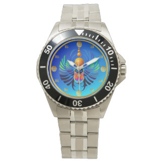 Scarab-The Divine Wrist Watches