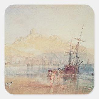 Scarborough, 1825 sticker