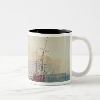 Scarborough, 1825 Two-Tone coffee mug