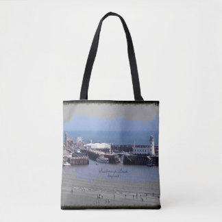 Scarborough Beach, England bag
