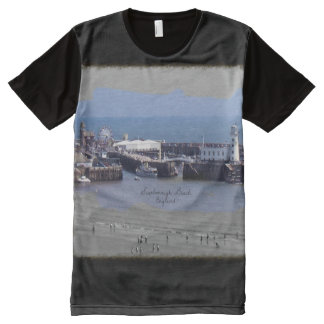 Scarborough Beach tee All-Over Print T-shirt