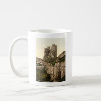 Scarborough Castle, Scarborough, Yorkshire, UK Coffee Mug