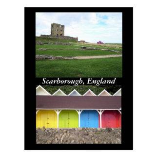 Scarborough encanta la postal
