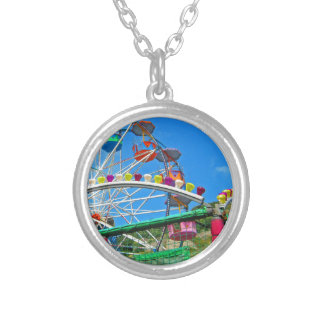 Scarborough Fair Silver Plated Necklace