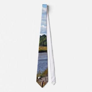Scarborough Marsh (saltwater), Maine Neck Tie