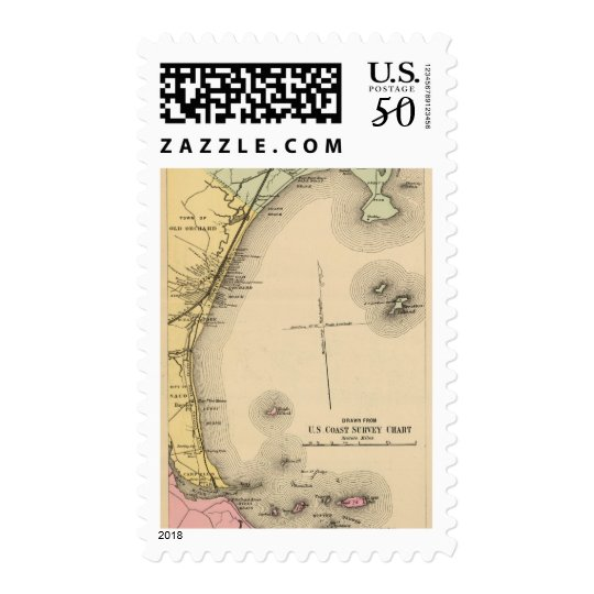 Scarborough, Old Orchard, Saco, Biddeford Postage