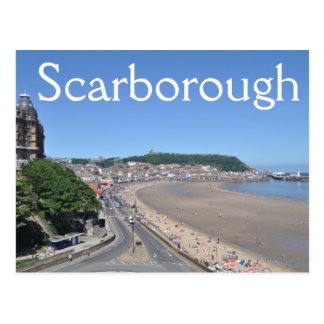 Scarborough One, New Postcard