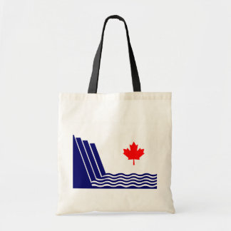 Scarborough, Ontario, Canada Canvas Bags