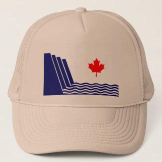 Scarborough, Ontario, Canada Trucker Hat