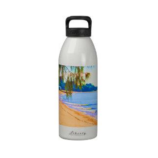 Scarborough Seascape Drinking Bottle