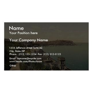 Scarborough, South Bay, Yorkshire, England rare Ph Business Card Templates