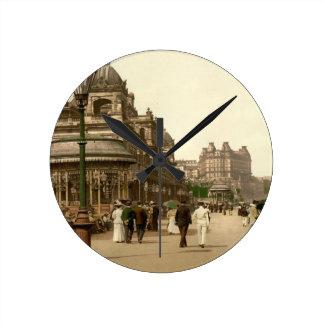 Scarborough Spa, Yorkshire, England Clock