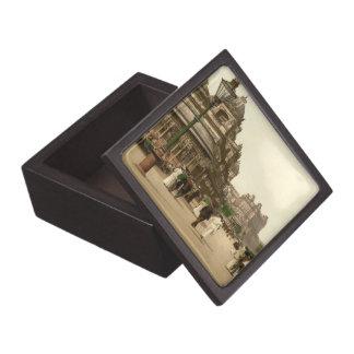 Scarborough Spa, Yorkshire, England Premium Keepsake Box