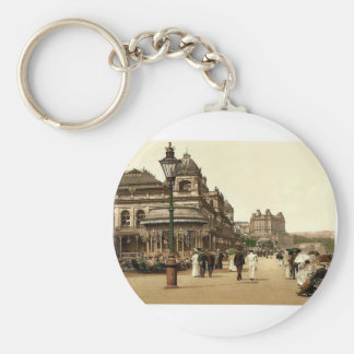 Scarborough, the spa, Yorkshire, England rare Phot Key Chains