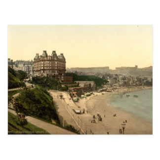 Scarborough, Yorkshire, England Postcard