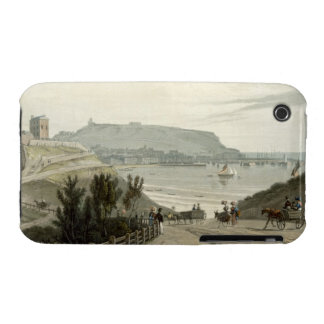Scarborough, Yorkshire, from Volume VI of 'A Voyag Case-Mate iPhone 3 Case