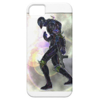 Scarday Art-Magnet VII iPhone SE/5/5s Case